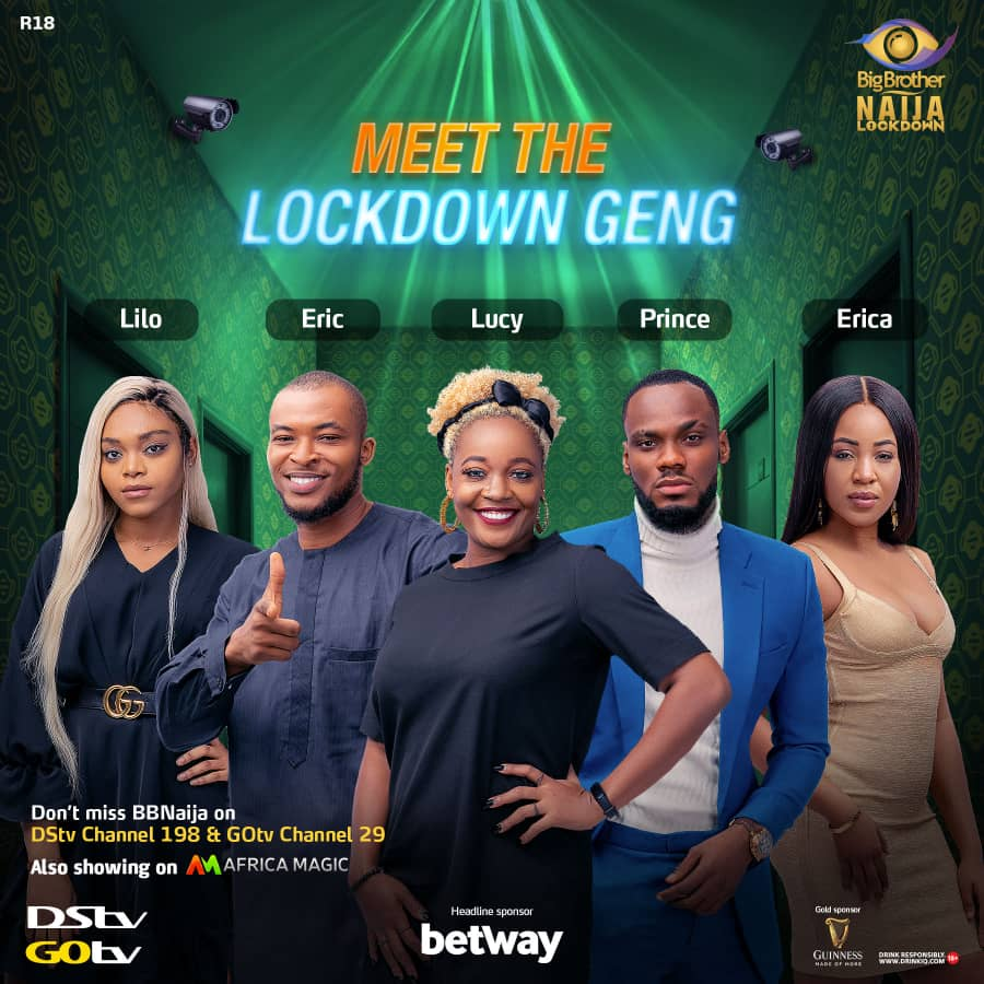 BBNaija 5: Meet The 20 Housemates in the Battle For N85m Grand Prize -  P.M.EXPRESS