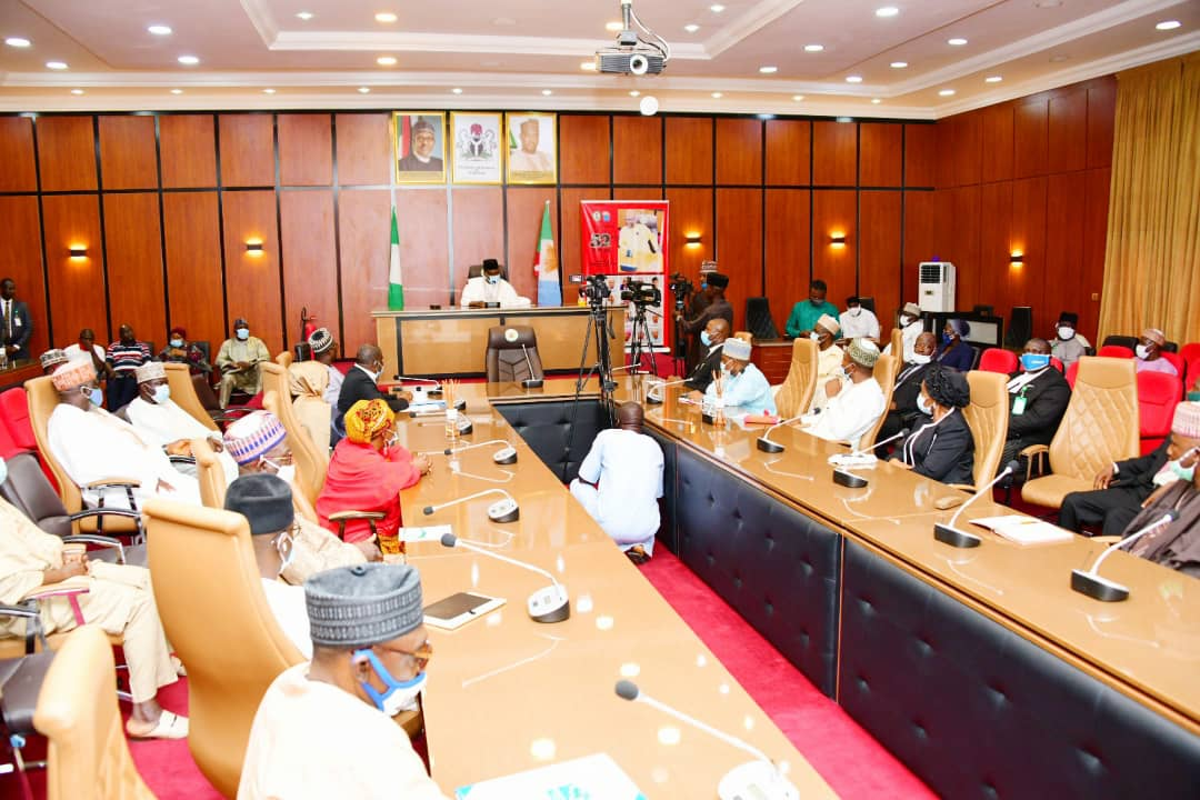 Sani Bello Inaugurates Judicial Panel of Inquiry on Police Brutality and Extra Judicial Acts