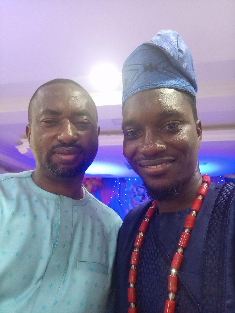 Wedding Bells in Ibadan As OyoNews Publisher, Olamide Gets